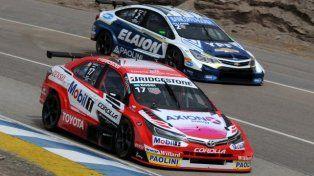 Rossi triunfó en la clasificatoria del Súper TC2000