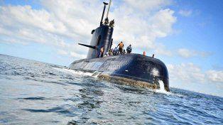 La búsqueda. Por el paso del tiempo ahora se tratará de localizar al submarino en el fondo del mar.