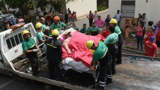 Isabella, la joven que murió pesando 490 kilos, vivía en un infierno