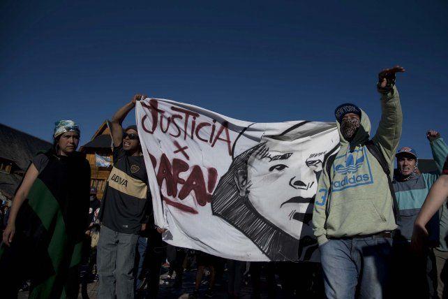 Fuertes críticas al gobierno nacional en la marcha de Bariloche por Rafael Nahuel