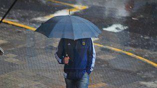 Jornada con lluvias aisladas, vientos moderados y una máxima de 24 grados