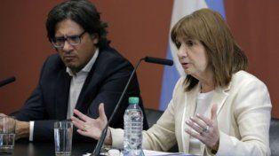 Patricia Bullrich: Nosotros no necesitamos pruebas, le damos carácter de verdad a la versión de Prefectura