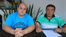 Incomprensible. Jorge Gabriel y Daniel López no logran salir del asombro por lo vivido en el Grella.