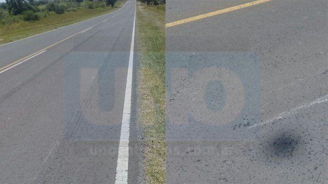 El accidente ocurrió a 3 kilómetros de Villa Urquiza
