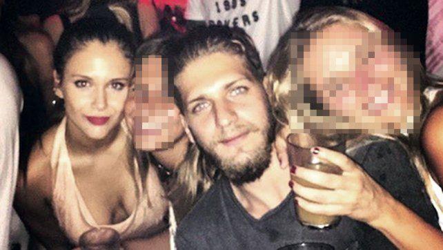 Barbie Vélez confirmó el romance con Lucas Rodríguez, su hermanastro