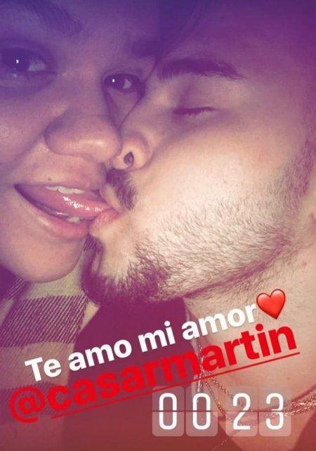 Morena Rial se separó de Martín Casar