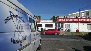 Requisa. Las autoridades recorrieron las instalaciones en la tarde de este martes. Foto: Juan Pereira.