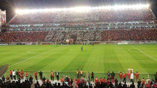 Independiente busca la final de la Sudamericana ante Libertad