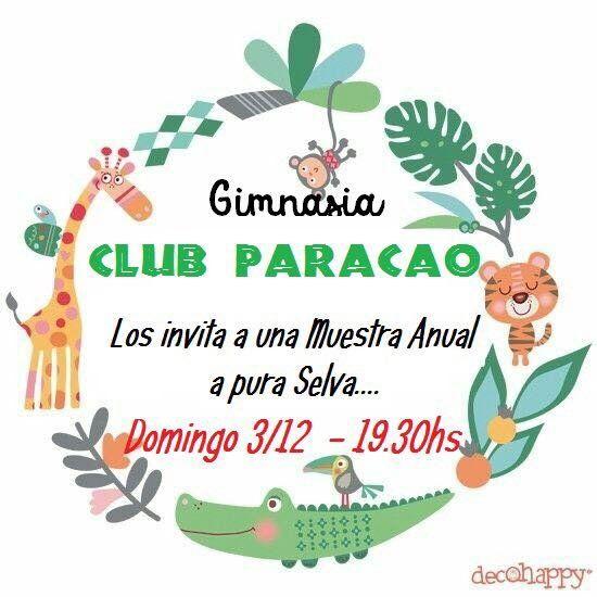 Este sábado se viene La Maratón del Paracao