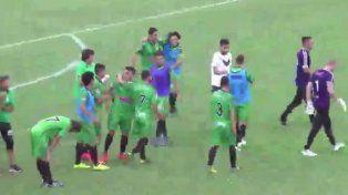 Achirense se metió en las semifinales del Federal B