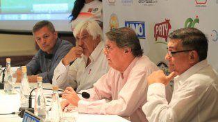 En sociedad. Las autoridades dieron detalles del torneo que se desarrollará en El Plumazo y La Tortuguita.