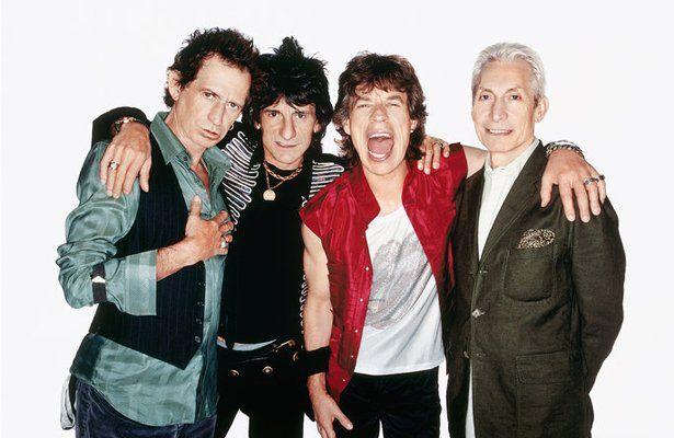 The Rolling Stones lanza mañana un disco con grabaciones en vivo de los 60