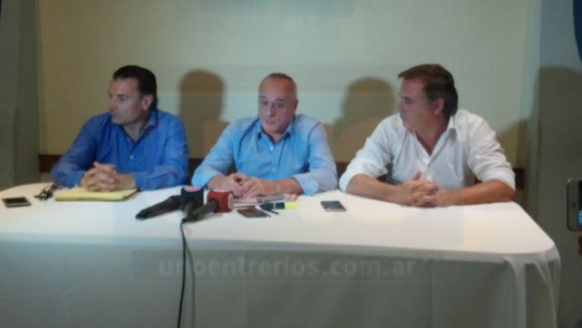 Lesca y Erro denunciaron a la Justicia gualeya por no investigar pruebas falsas