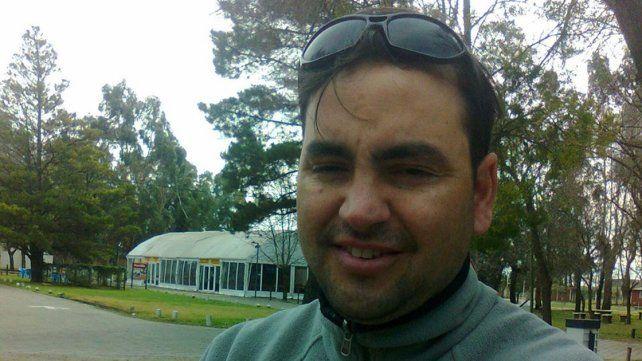 Su último viaje. Fernando Mendoza