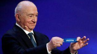 Islandia, Croacia y Nigeria, los rivales de Argentina en el Mundial