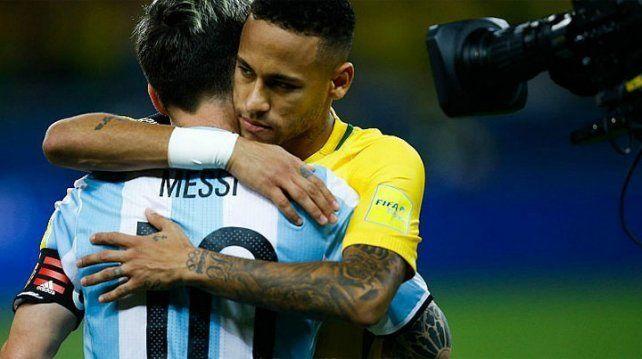 Cuándo podría cruzarse Argentina con Brasil, Alemania y España