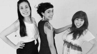 Percutap trío estrena Sonando en Concordia