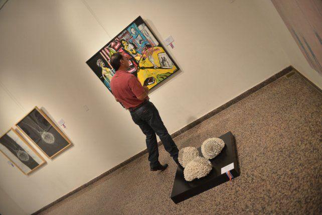 Entregaron los premios y menciones de la edición 54 del Salón Anual de Artistas Plásticos de Entre Ríos