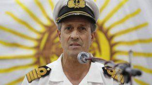 ARA San Juan: investigan un contacto a 477 metros de profundidad