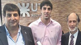Un estudiante de la UTN Concordia logró el mejor promedio de toda Argentina