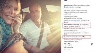 Nazarena Vélez está de novia con un amigo de Fabián Rodríguez: Quiero cuidar esto