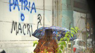 Será un fin de semana lluvioso en Entre Ríos