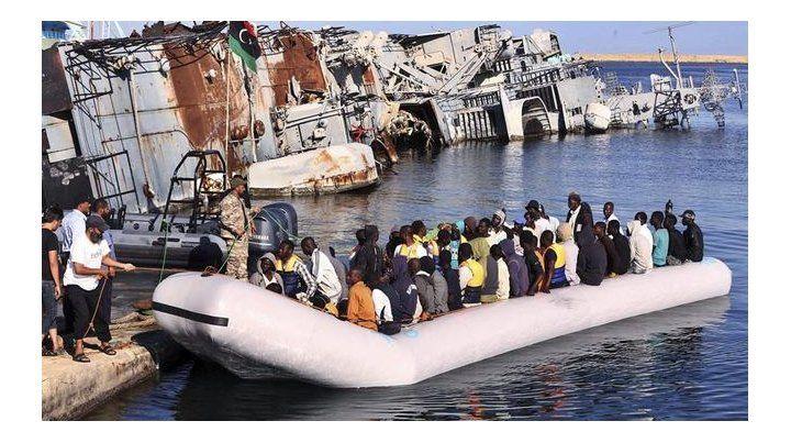 Venta de esclavos a las puertas de Europa: del secreto a la indignación internacional