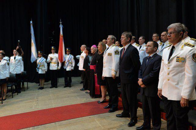Nuevos oficiales se capacitarán en Colombia y luego brindarán seguridad en Entre Ríos