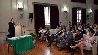 Primera Colación de Grado del Instituto Superior de Corretaje Inmobiliario de Entre Rios