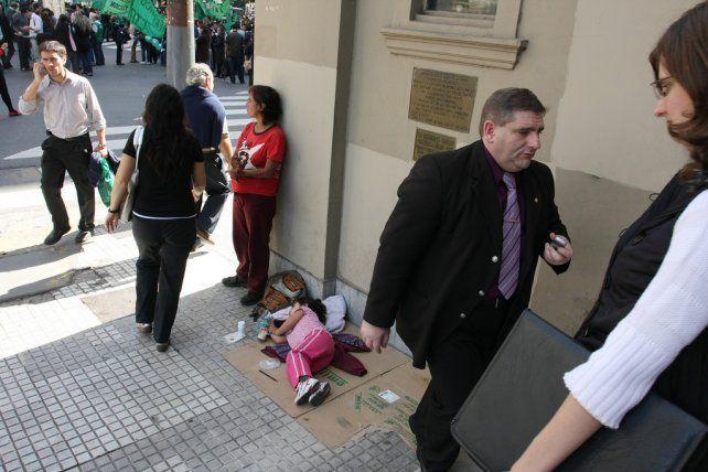 La Argentina de la indiferencia