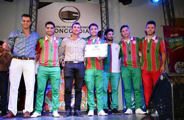Foto prensa Municipalidad de Concordia.