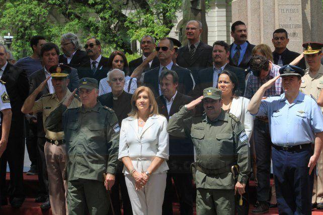 La provincia acompañó la puesta en el cargo del nuevo jefe de Gendarmería Nacional en Entre Ríos