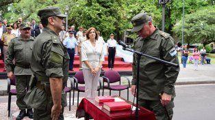 La jura. Foto prensa gobernación de Entre Ríos.