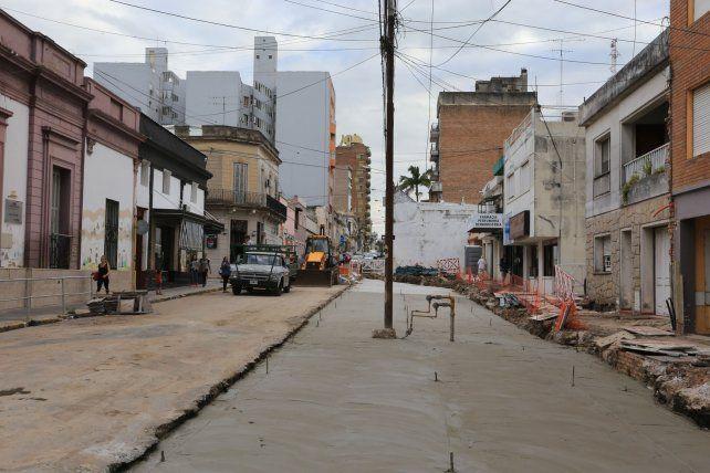 Por obras modifican circulación en La Paz y Corrientes