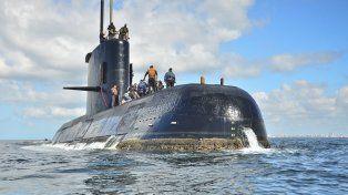 El submarino ARA San Juan había detectado un submarino nuclear británico en una misión anterior