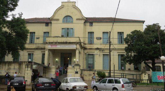 Se robaron un ecógrafo del hospital Centenario
