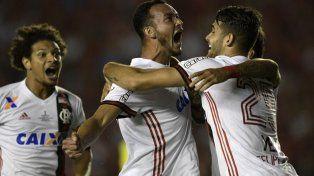 Independiente recibe al Flamengo en Avellaneda, por la primera final copera