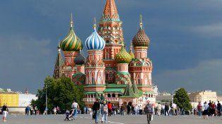 Moscú. En la capital de Rusia jugará la Selección el primer partido.