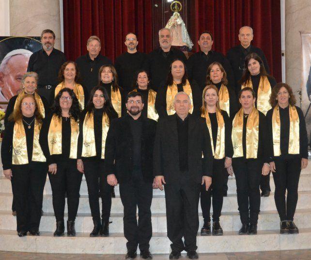 La Schola Cantorum y Coral Sacro interpretarán la Misa Criolla