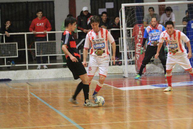 Se empieza a definir el futsal de Paraná