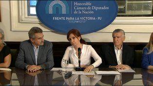 Cristina Kirchner: Es una causa inventada sobre hechos que no existieron
