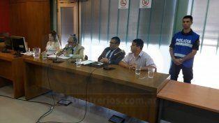 Comprometido. Medrano se mostró receptivo a declarar como a responder las preguntas. Foto: Javier Aragón