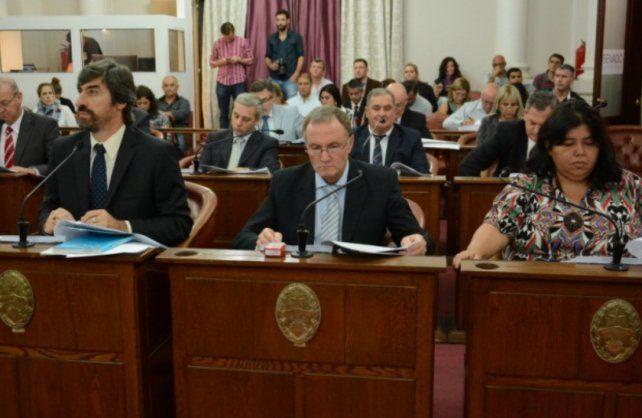 Senadores Justicialistas denunciaron una persecución política a opositores