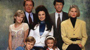 Fran Drescher no descarta la vuelta de su serie La niñera