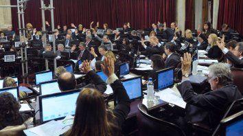el pedido de desafuero a cristina ya ingreso al senado