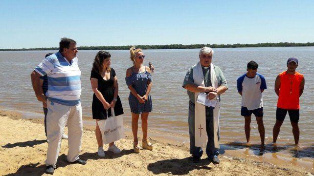 playas de colón. La nueva secretaria de Turismo y Cultura de la provincia