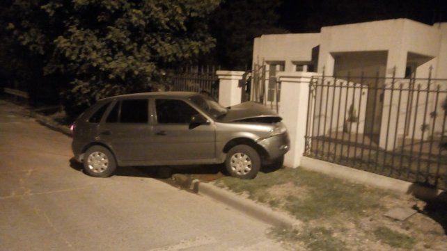 Peligro. El vehículo fue retenido y la gente pide más controles.