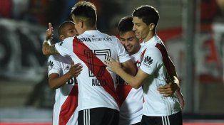 Necesitado y obligado. El plantel de River viene de dos duros golpes (eliminación de la Libertadores y derrota ante Boca) y hoy buscará algo de aire.