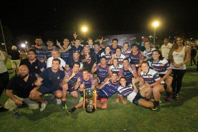 Tucumán se sacó las ganas y ganó su primer Seven de la República