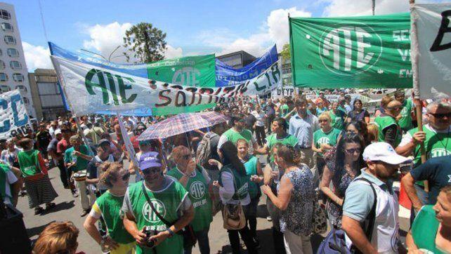 ATE Entre Ríos adhiere al paro nacional convocado para este jueves